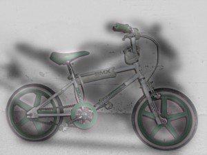 da moto a bicicletta